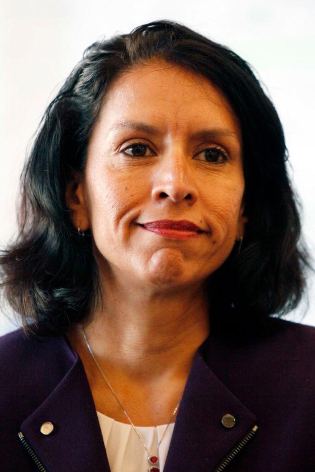 Liz Cedillo-Pereira (Ben Torres/Special Contributor)