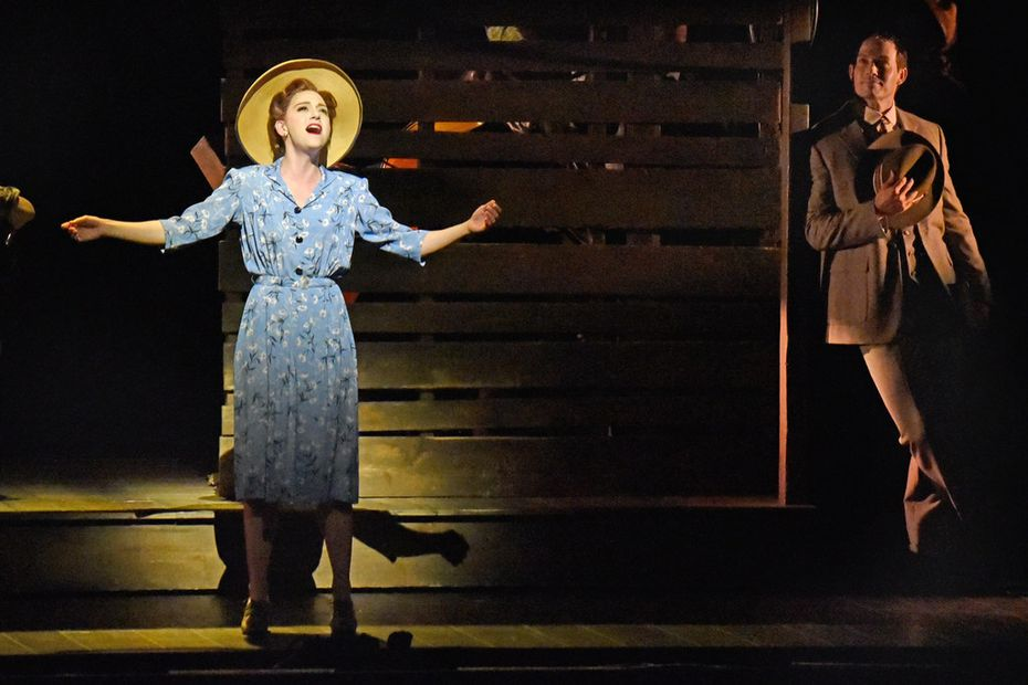 Songs Are Bright In Bright Star But Musical At Winspear Is Weighed Down By Melodrama