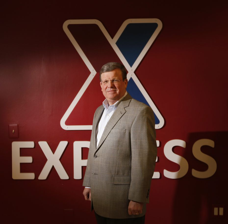 Tom Shull is the CEO of the Army & Air Force Exchange Service.