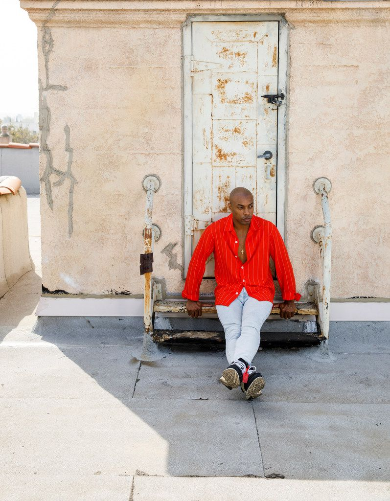 Casey Gerald, author of There Will Be No Miracles Here, photographed in Los Angeles.
