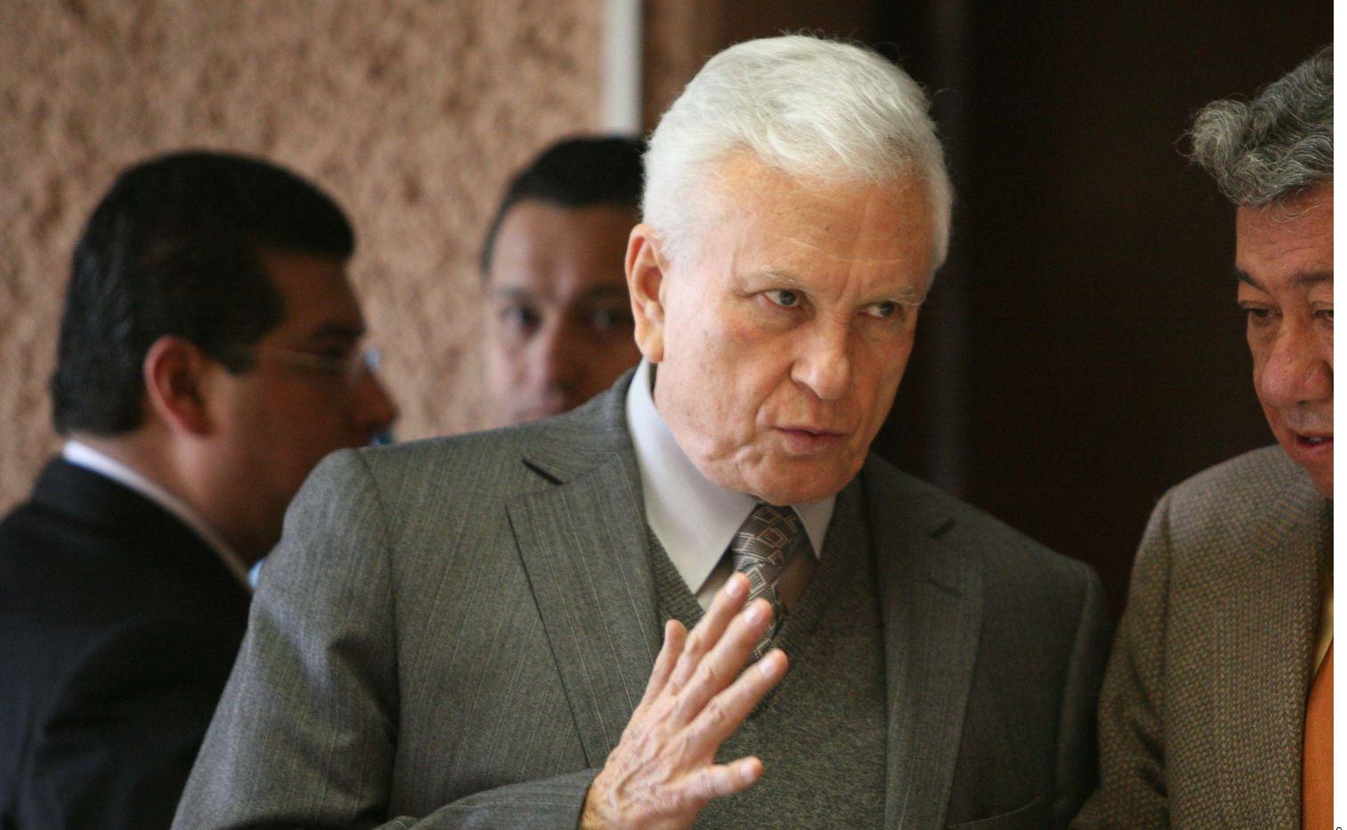 Carlos Armando Biebrich Torres falleció el jueves a los 81 años.