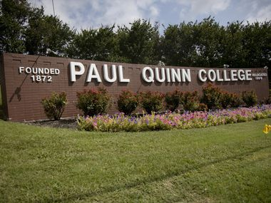 Paul Quinn College in Dallas on Thursday, June 27, 2019.