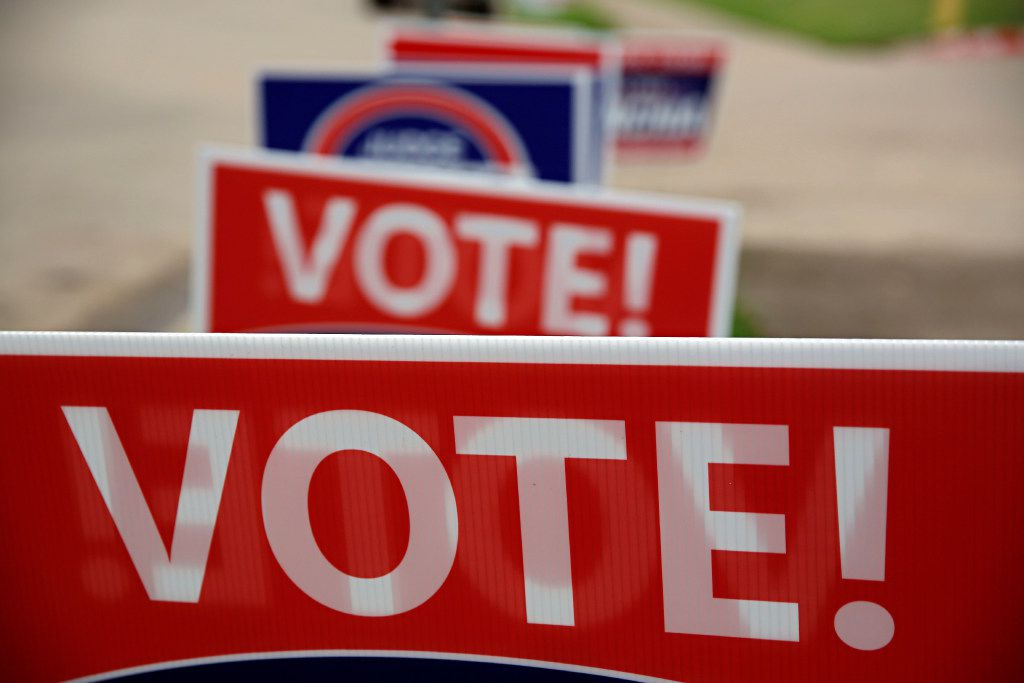 Early this year, the North Texas Commission started urging employers to engage their workers on the election, and voter turnout in the March primary was much higher than four  years ago.