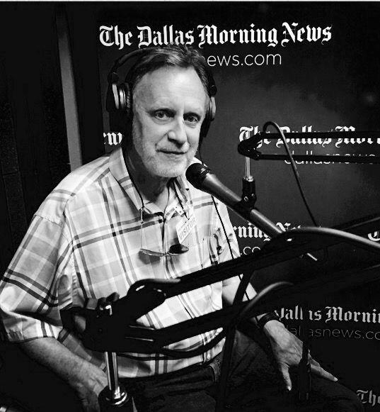 Dallas Observer columnist Jim Schutze