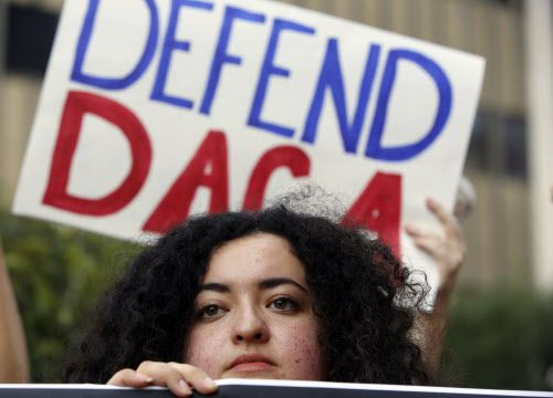 Hay 124,000 beneficiarios de DACA en Texas.