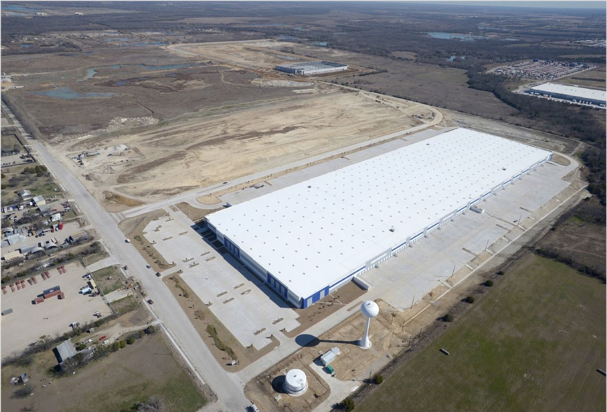 Amazon is looking at buildings in the of Southport Logistics Park in Wilmer.