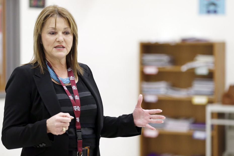 Grand Prairie ISD superintendent  Dr. Susan Simpson Hull said having a house available when a superintendent takes a new job often helps a school district's new leader get off to a strong start without worrying about finding a place to live.