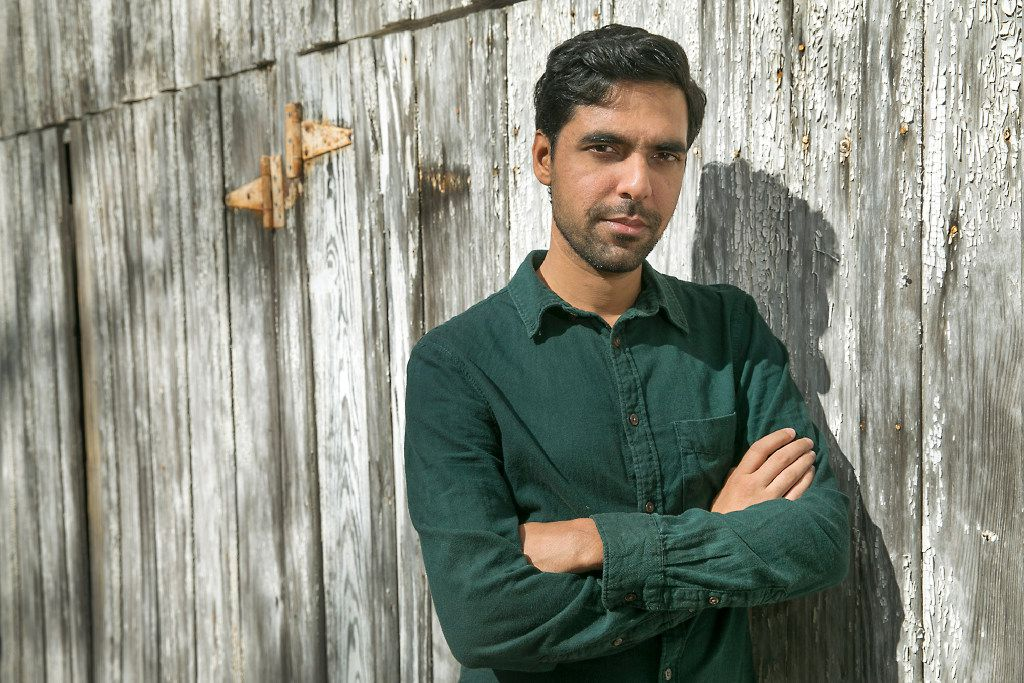 """Karan Mahajan, a Michener Center grad, is the author of a novel called """"The Association of Small Bombs"""", which debuts this week and is about a young man in New Delhi who survives a terrorist bombing in a marketplace, only to deal with the repercussions of that bombing for the rest of his life."""