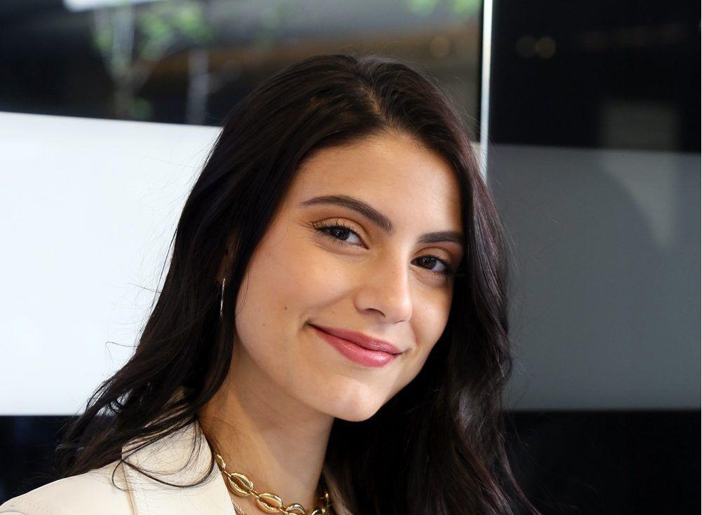 Bárbara López participa en la cinta 'En las Buenas y en las Malas'. (AGENCIA REFORMA)