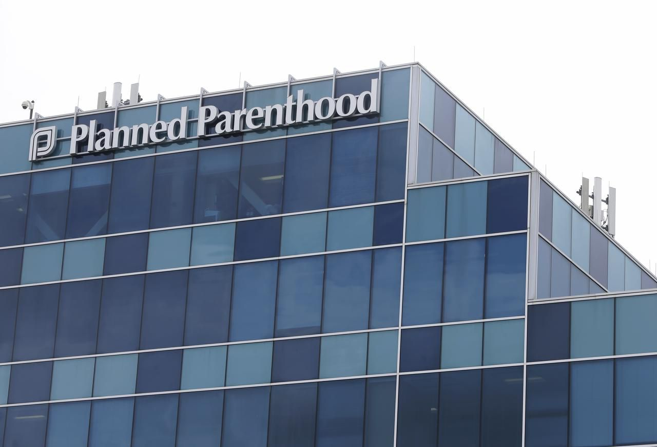 This 2015 photo shows a Planned Parenthood in Houston.