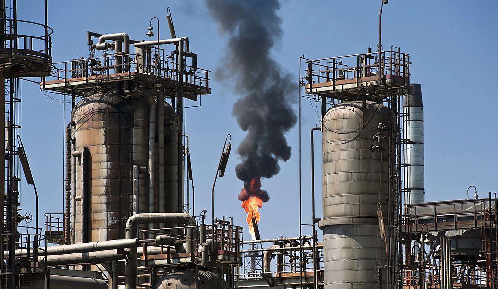 Un incendio que comenzó el lunes por la mañana en una refinería de Citgo en Corpus Christi, Texas, ha sido apagado sin que haya lesionados.