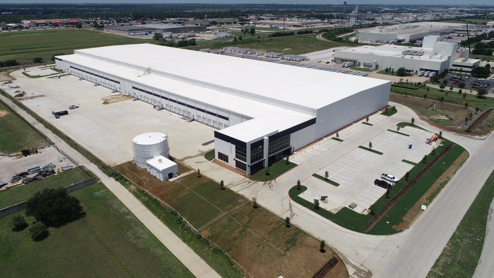 Emergent Cold has leased the DFW ColdSpot warehouse in south Fort Worth.