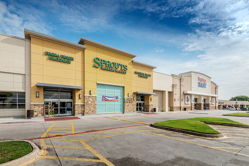 Fidelis Realty Partners has purchased the Overton Park Plaza in Fort Worth.