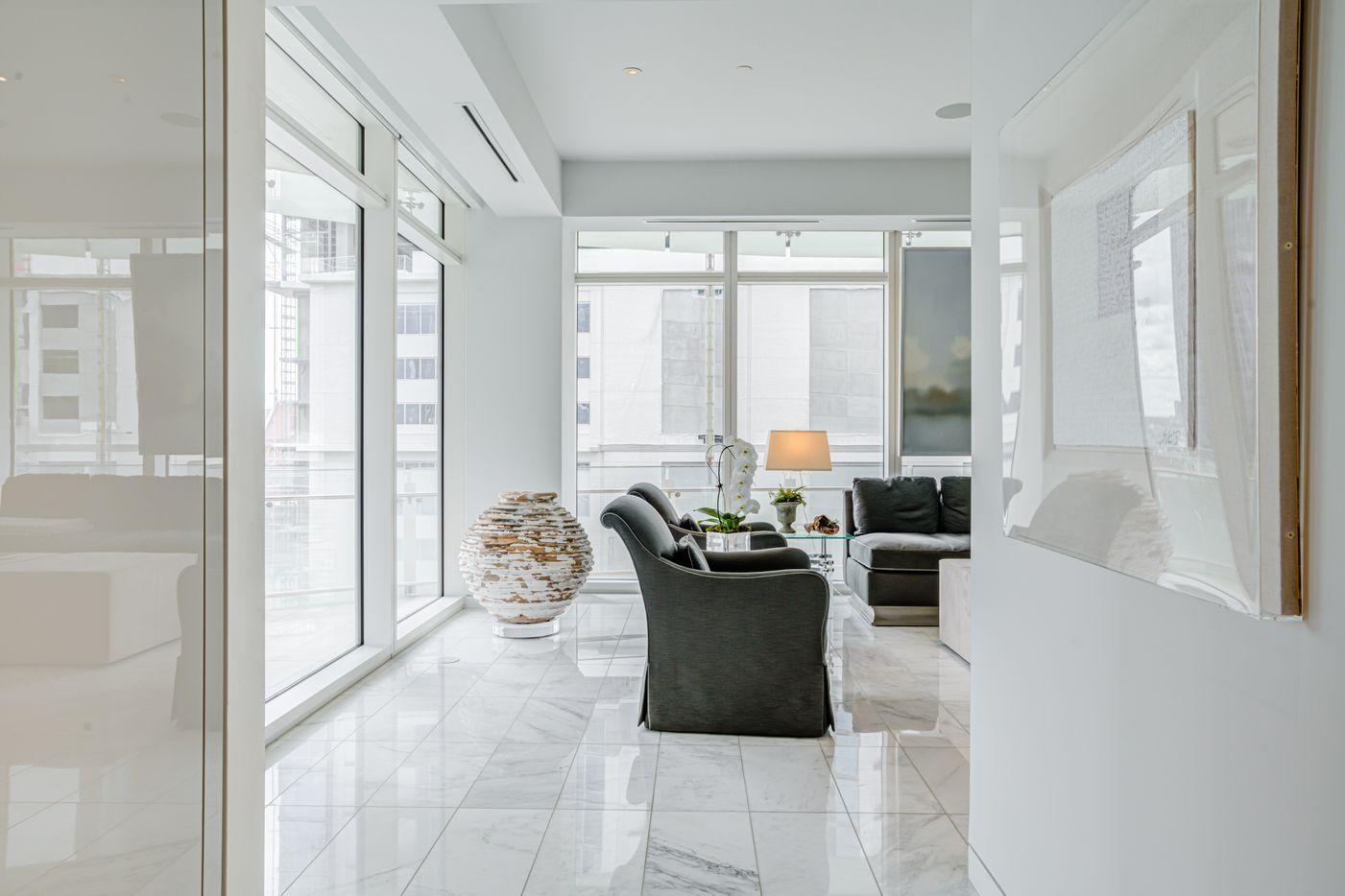 Take a look at the condo inside Museum Tower at 1918 Olive St. Unit 502 in Dallas, TX.