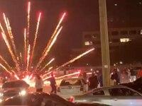 La policía de Dallas está tomando medidas contra los eventos de carreras callejeras que atraen a grandes multitudes, drogas, armas, vehículos robados y, al menos en un caso, fuegos artificiales.