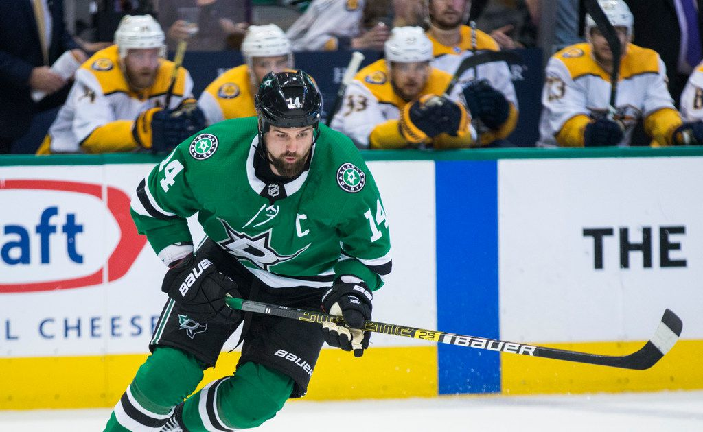 Stars captain Jamie Benn jumps to No. 2 overall pick in NHL.com's 2007 redraft