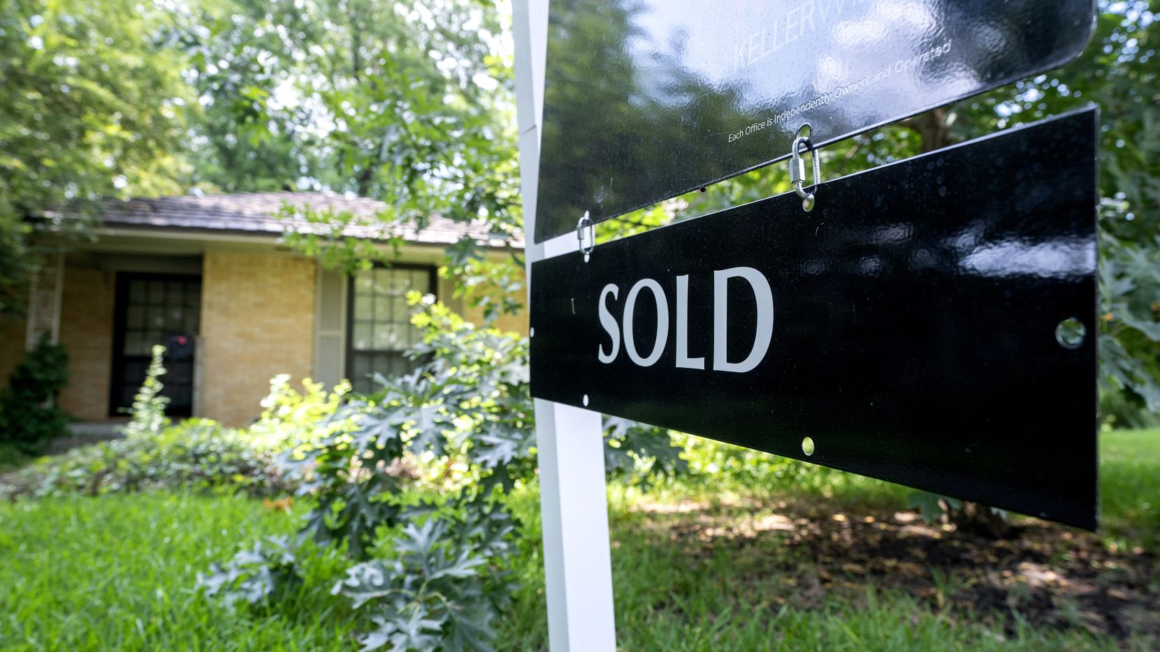 The D-FW area is seeing record home sales prices amid a severe shortage of housing.
