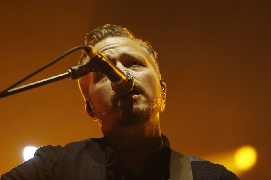 Jason Isbell performs at Toyota Music Factory in Irving, Texas, on Thursday, June 27, 2019.