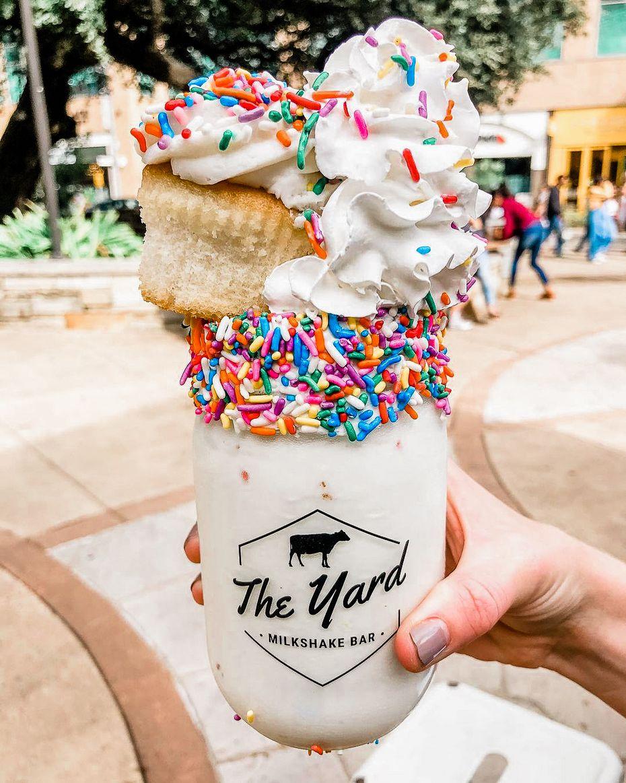 The Yard Milkshake Bar starts scooping on Sept. 24, 2021 in The Colony.