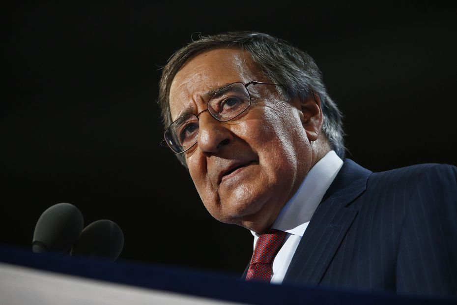 Leon Panetta, former U.S. secretary of defense and director of the CIA, warned Wednesday that the U.S. 'cannot afford an erractic finger on our nuclear weapons.'