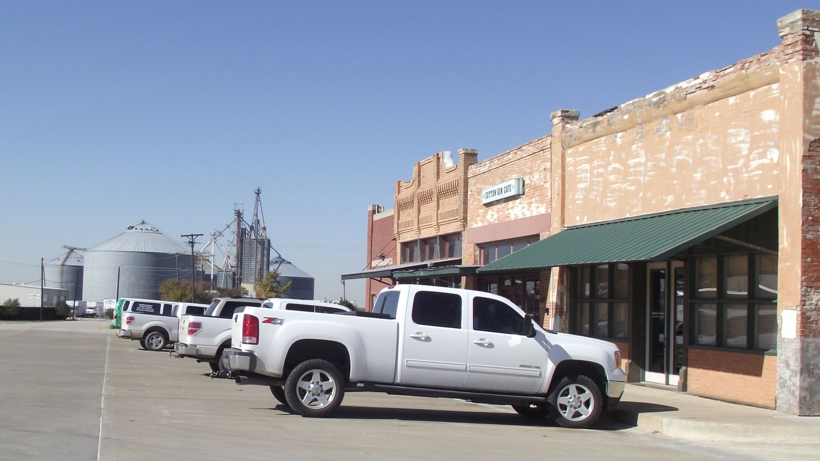 Prosper's historic downtown area dates to the early 20th century.