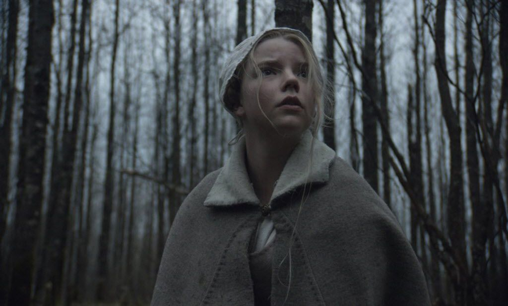 """Anya Taylor-Joy in """"The Witch."""" (A24)"""