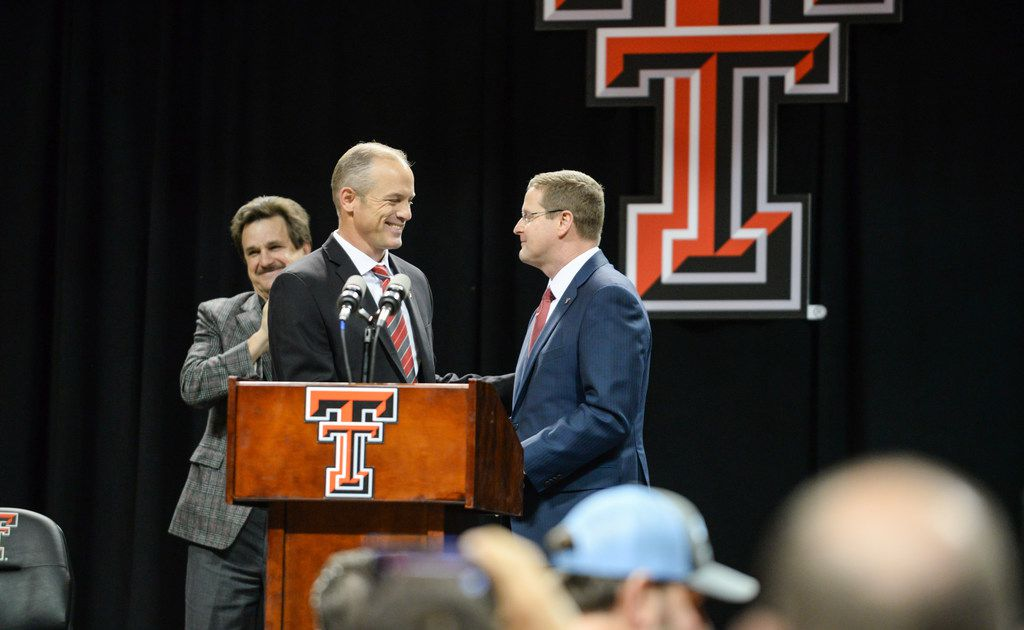 Now, it's personal: Firing Matt Wells shows how serious Kirby Hocutt is about change at Texas Tech