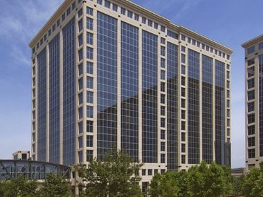 Trinity Industries is moving to the International Plaza II building on the Dallas North Tollway.