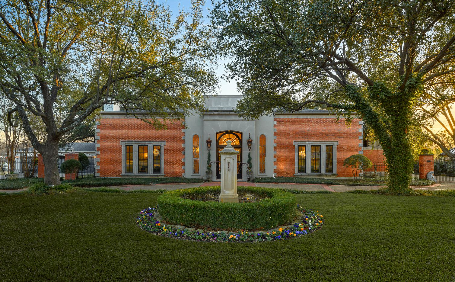 Take a look at the house at 5130 Radbrook Place in Dallas, TX.