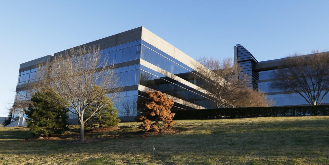 McKesson made its new home in the former NEC Corp. of America office complex on State Highway 114 in Las Colinas. The two office buildings contain more than a half-million square feet of office space.