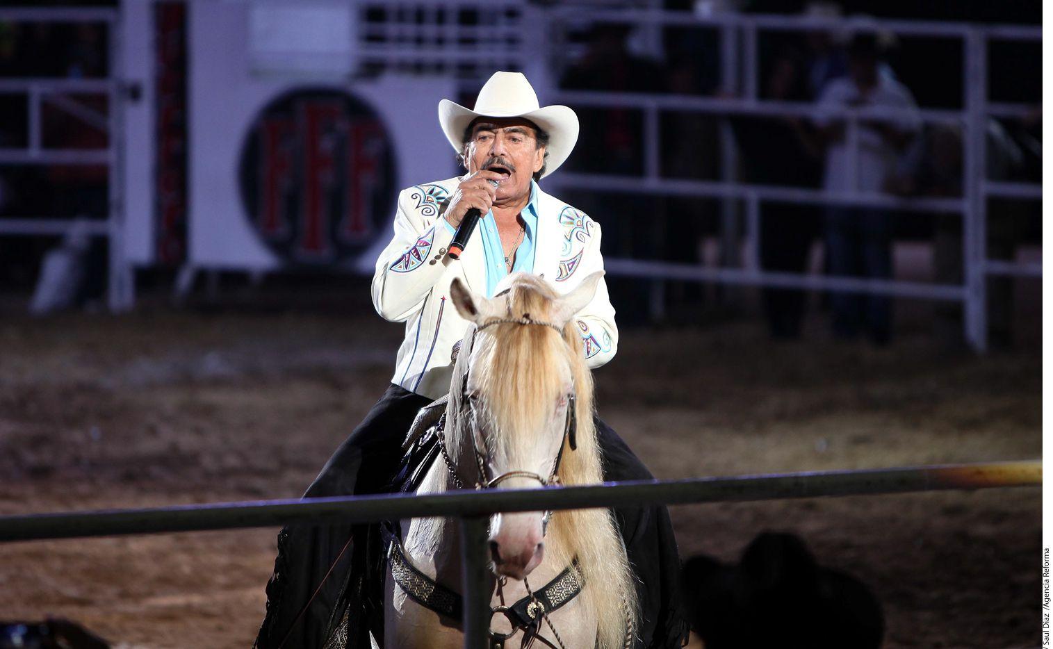 El cantautor Joan Sebastian habría solicitado un préstamo en el 2013./ AGENCIA REFORMA
