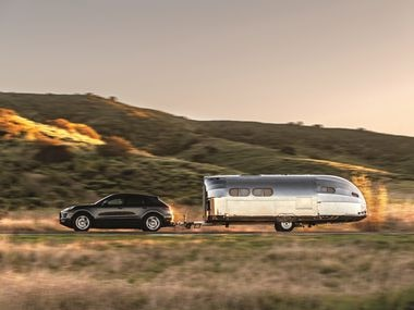 Bowlus Endless Highway luxury RV costs $255,000 has an electrical system that can go from Los Angeles to New York City and back on a single charge allowing travelers to remain off-grid. It s made in California by luxury RV maker Bowlus Road Chief.