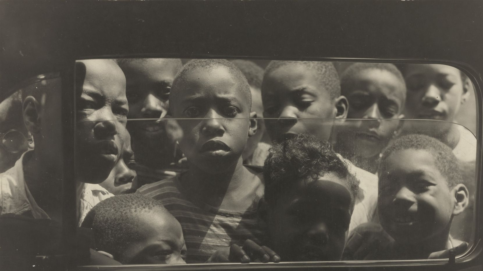 """Gordon Parks: The New Tide, Early Work 1940-1950,"" currently on view at the Amon Carter Museum, looks at the beginnings of the famed photographer's career."