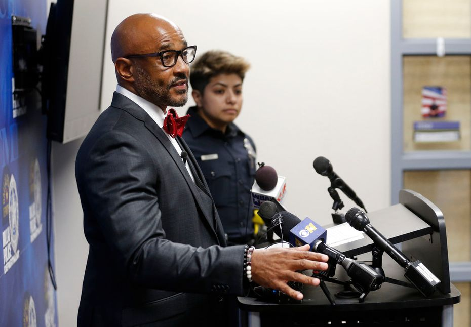 Maj. Vincent Weddington said Tuesday that Dallas police are investigating whether three attacks on trans women are linked.