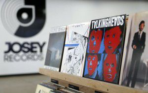 Josey Records is now one piece of a much larger operation. (Vernon Bryant/Staff photographer)