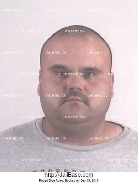 Robert Dion Ables (Jailbase.com)