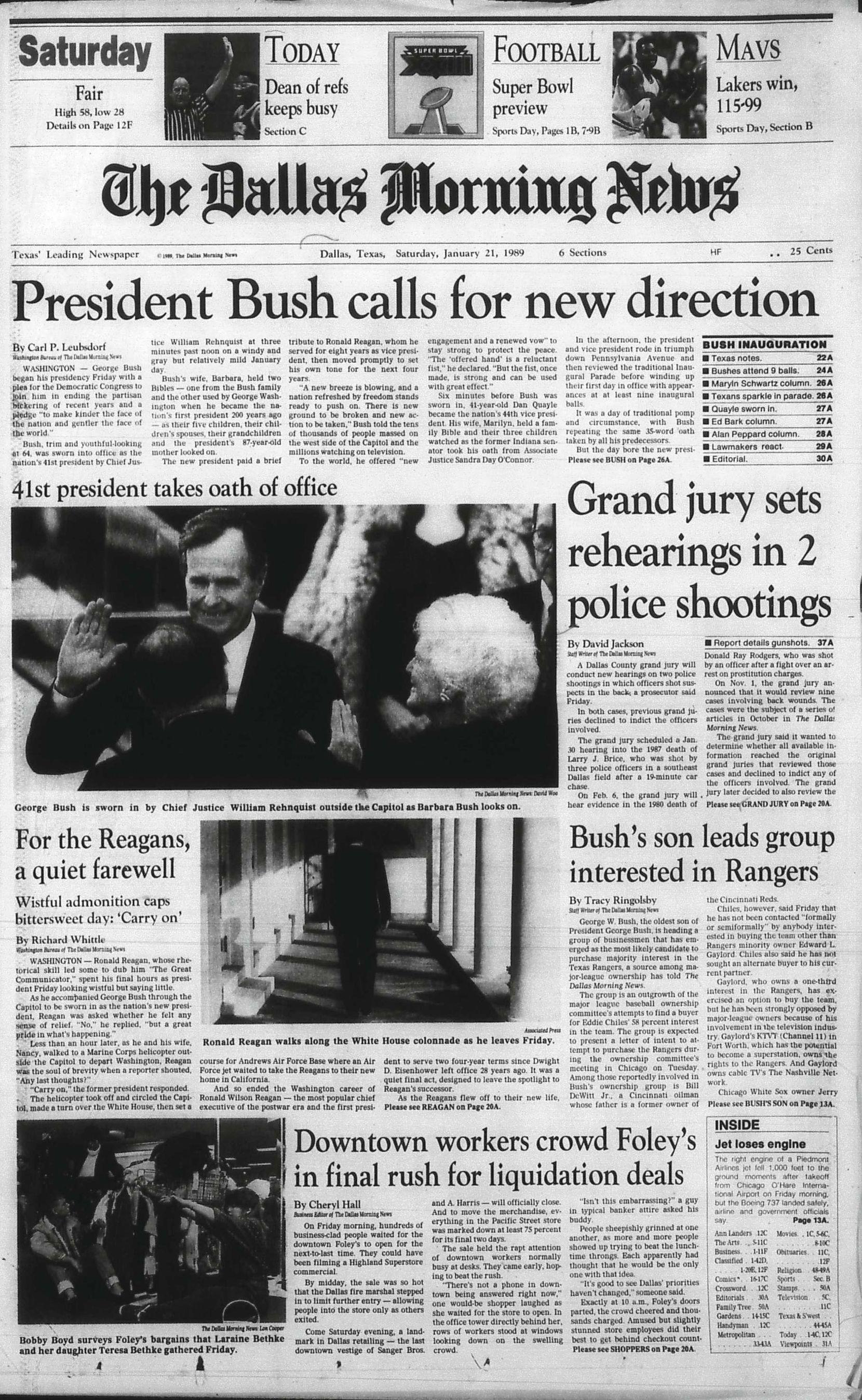 January 21, 1989