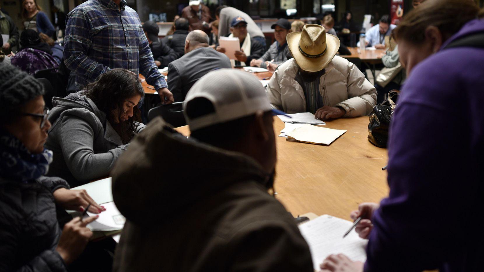Caridades Católicas organiza foros de información para inmigrantes con ayuda de otras entidadas como el Consulado de México. (ESPECIAL PARA AL DÍA/BEN TORRES)