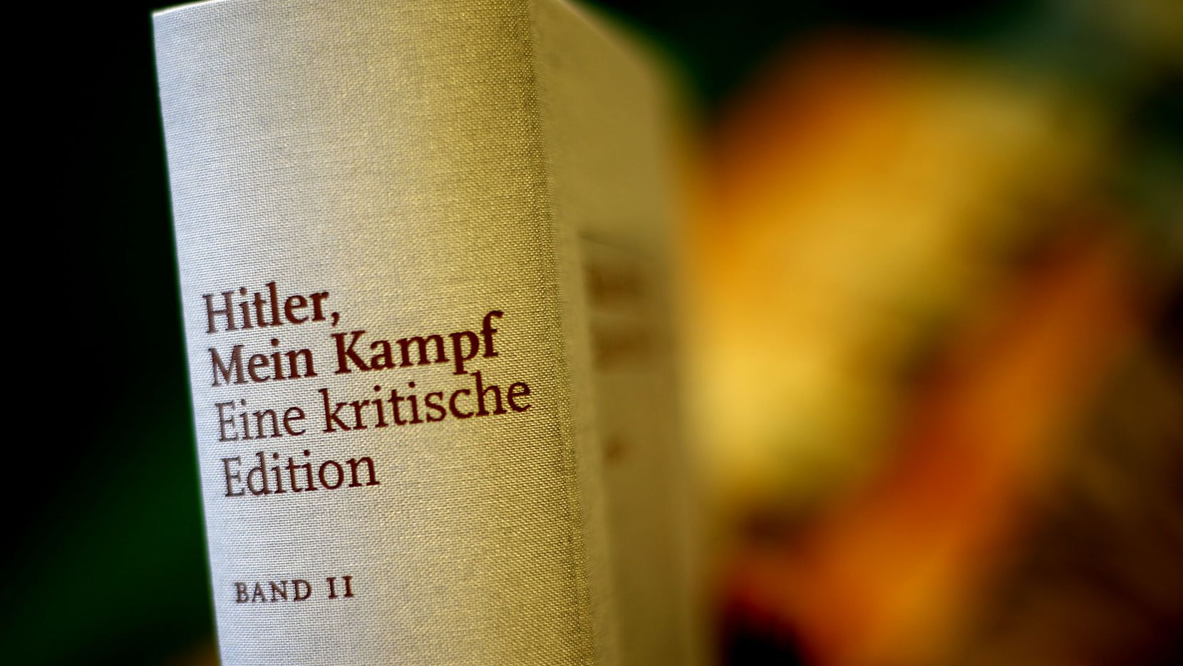 Adolf Hitler's Mein Kampf is not banned in Texas prisons, but a number of other books are.