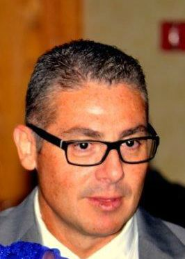 Ed Luján, agente de policía de Dallas. (CORTESÍA)