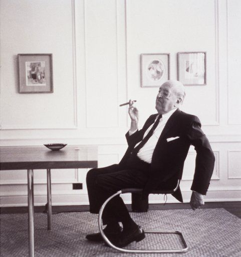 Architect Mies van der Rohe