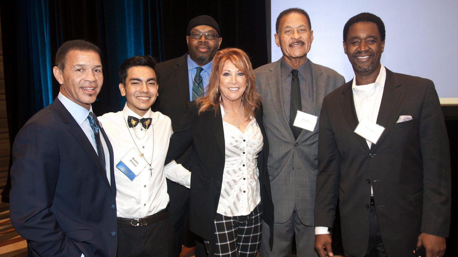 Nancy Lieberman was emcee for the All Stars Development School for Youth spring graduation on May 14. The event was virtual, but Lieberman has long been a partner of the program.