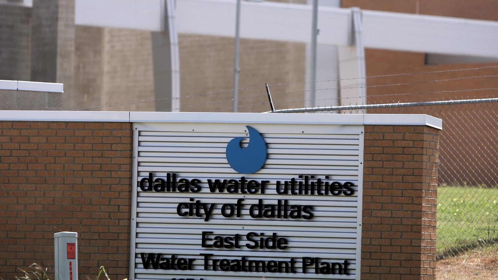 A file photo of Dallas Water Utilities' Eastside Water Treatment Plant in Sunnyvale. The utility is advising customers with past due bills to set up a payment plan.