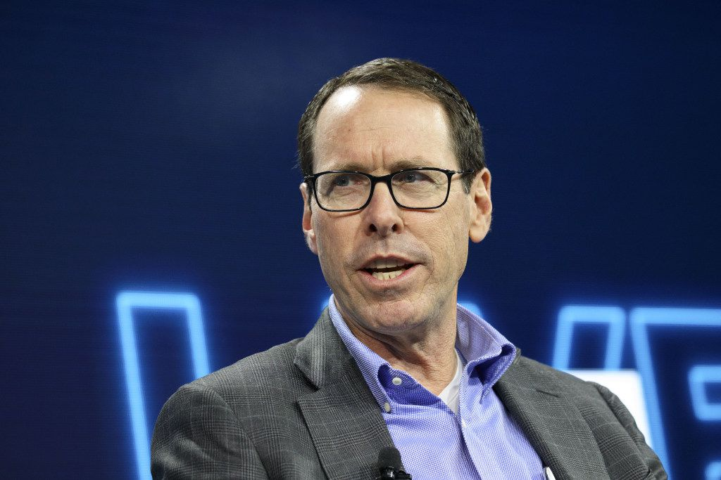 "A few months after last summer's police ambush in Dallas, AT&T CEO Randall Stephenson urged employees to address race more directly and honestly. ""Tolerance is for cowards,"" he said. (Patrick T. Fallon/Bloomberg)"
