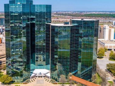 Pasha Group is moving to the Urban Towers off Carpenter Freeway in Irving.