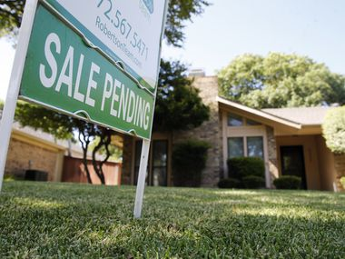 October home sales in North Texas set a record for the month.