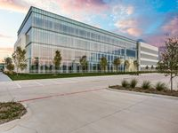 The planned addition to International Business Park has more than 200,000 square feet.