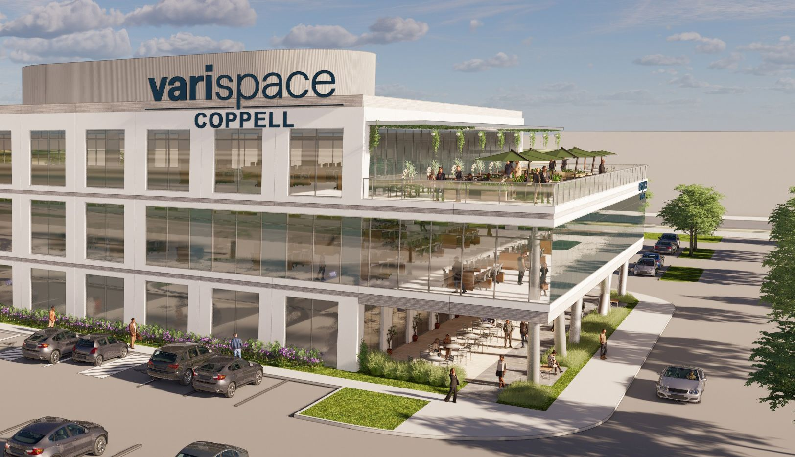 Vari's new Coppell headquarters building will be 150,000 to 200,000 square feet.