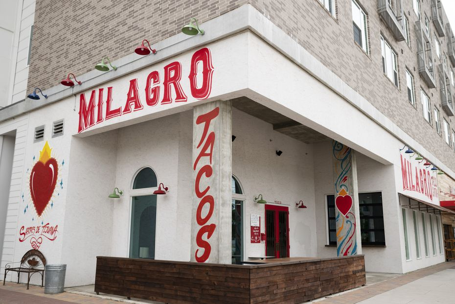 Milagro se localiza en el 440 Singleton Blvd., Dallas.