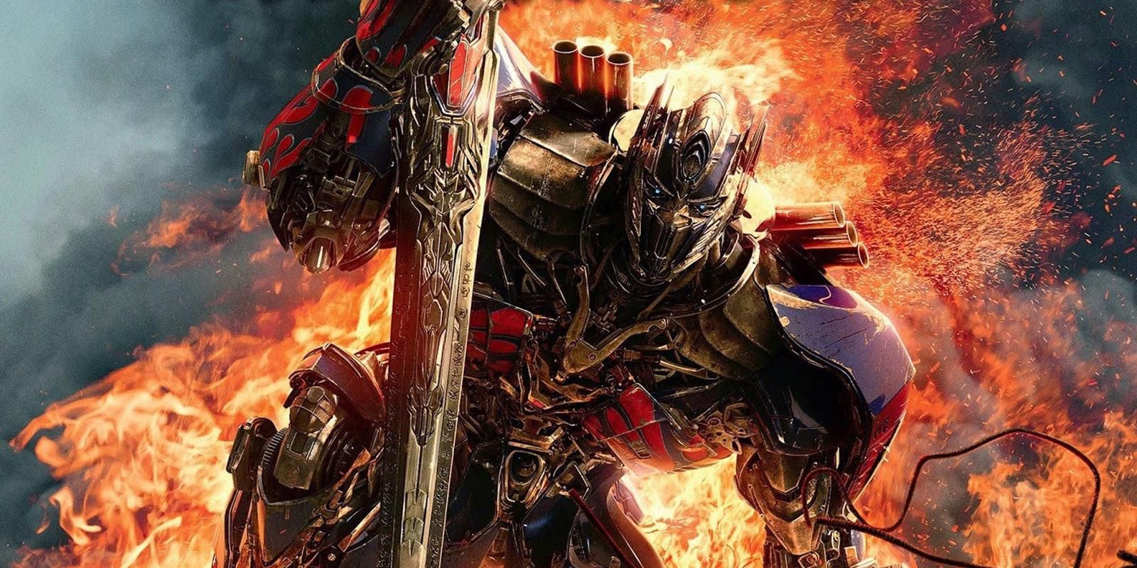 Transformers: The Last Knight se estrena en junio.(PARAMOUNT PICTURES)